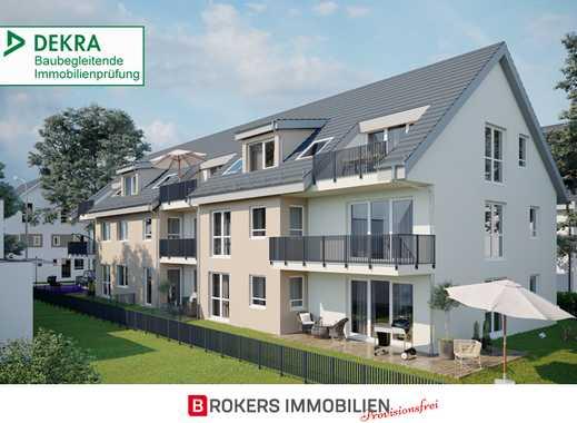 MainRodgau: Neubau 4-Zimmer-Wohnung mit XL-Loggia