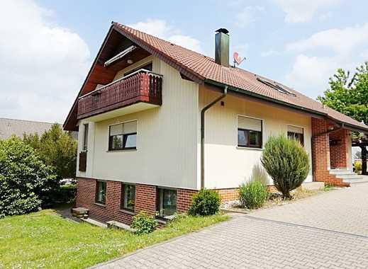 Renditestarkes 3-Familien-Haus in ruhiger Wohnlage von Osterburken