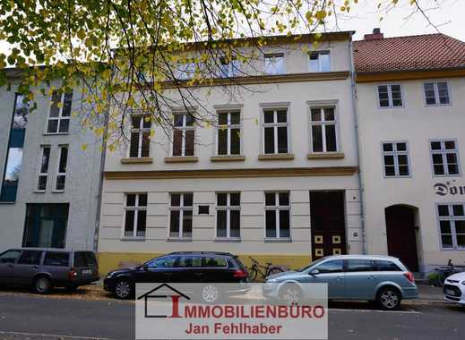 Gemütliche 2-Zimmer-Altbauwohnung mit Einbauküche am Dom Greifswalds