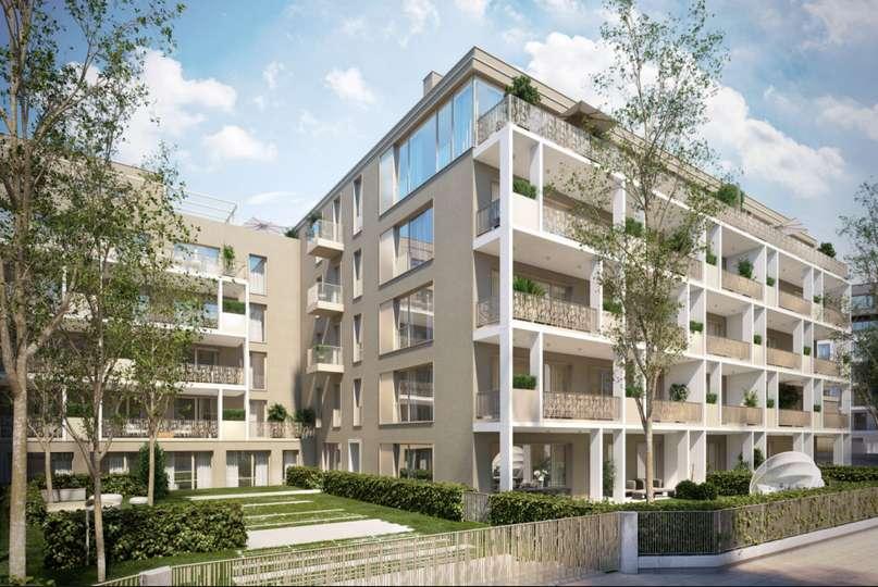 Neubau-Erstbezug: Exklusive Wohnung in Bestlage! in Haidhausen (München)
