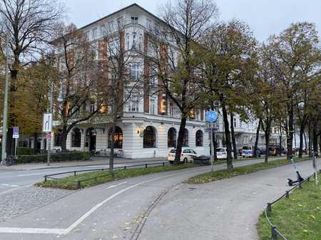 Exklusive Altbauwohnung direkt an der Isar in Ludwigsvorstadt-Isarvorstadt (München)