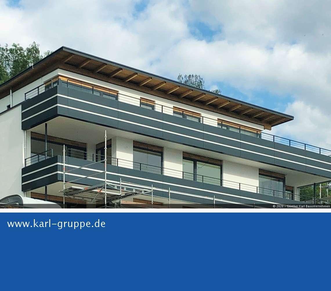 Die letzten Wohnungen im modernen Wohnjuwel in Deggendorf in