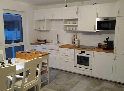 Neuwertige 2 Zimmer-Wohnung (+ HWR) mit Balkon und EBK in Loxstedt