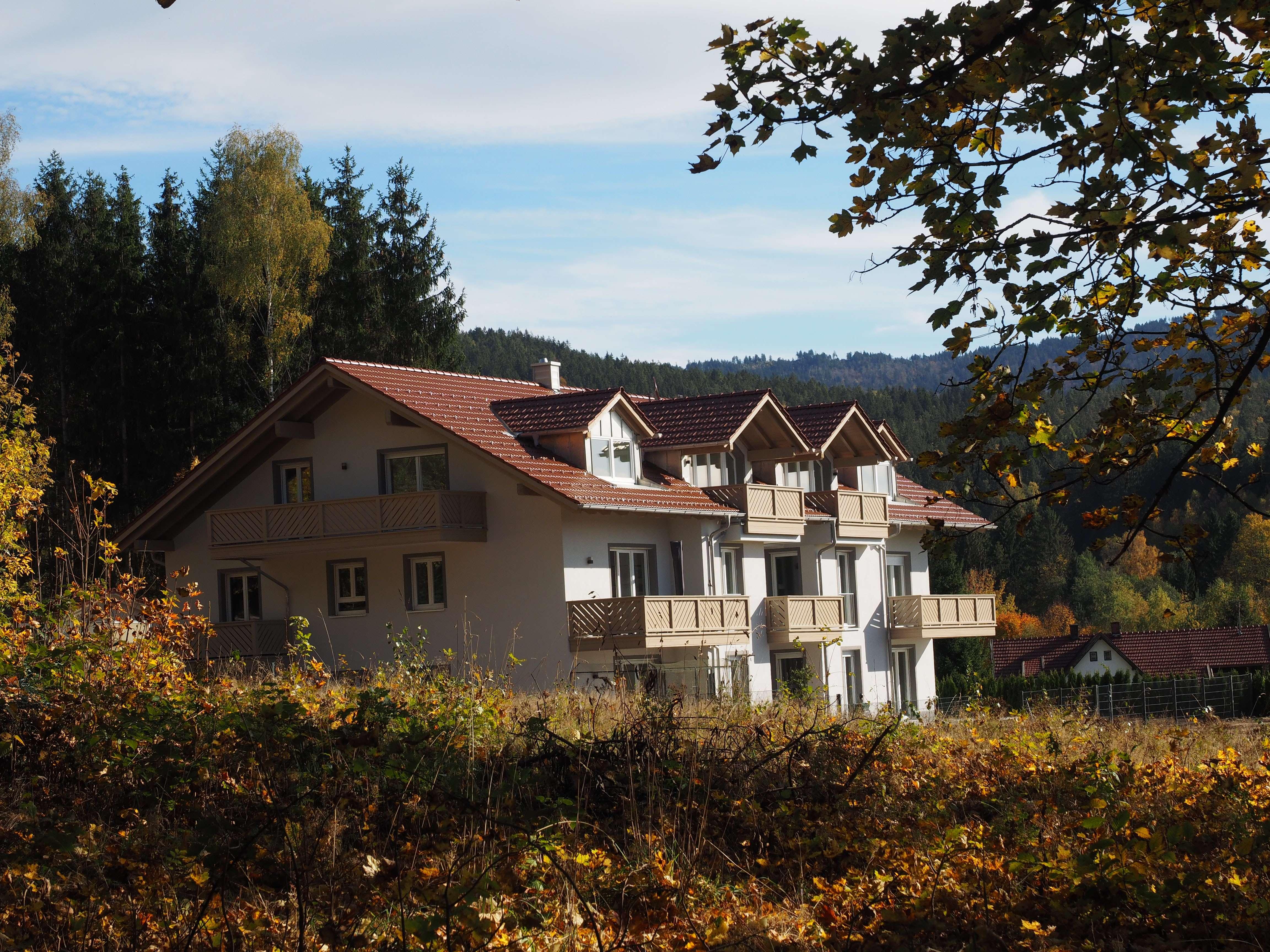 Moderne 3-Zimmerwohnungen in Arnbruck in Arnbruck