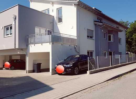 """""""Neubau """" PROVISIONFREI   Schöne gehoben 3 Z- Wohnung Erdgeschoss  in Rosenheim, Mayerbachstrasse"""