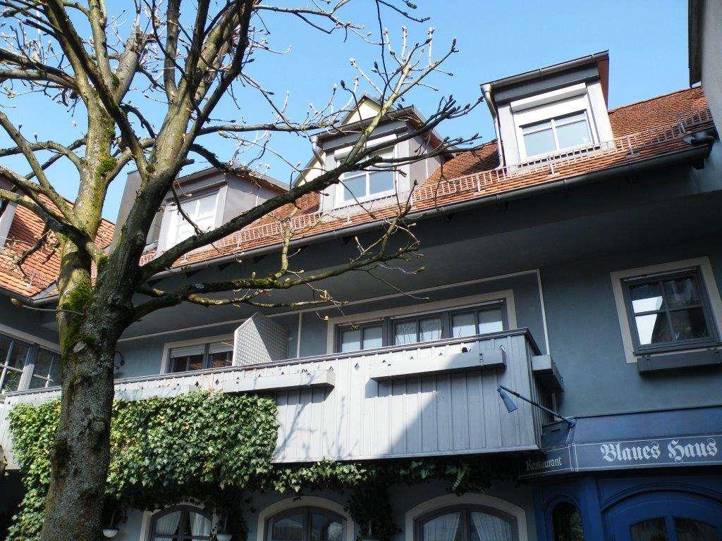 """Hübsche 3-Zimmer-Maisonette-Wohnung im Herzen von Hersbruck, über dem """"Blauen Haus"""" in Hersbruck"""