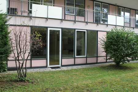 Traumhafte Gartenwohnung in Bestlage inkl. Einbauküche und Tiefgarage provisionsfrei zu vermieten in Neuhausen (München)