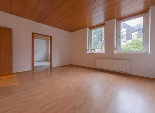 Erdgeschoss-Wohnung mit Altbaucharme