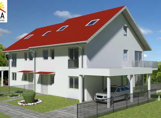 Neubau Maisonettewohnung mit Garten am Südhang!