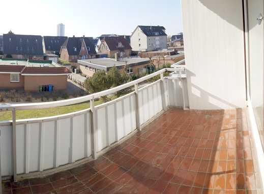 Wohnen im Urlaubsort Büsum: 2-Zimmer Wohnung zur Festmiete für 450€ (kalt, unmöbliert)