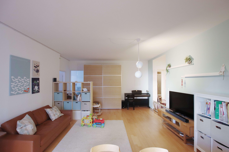 Helle und möblierte 3,5-Zimmer-Wohnung in Obersendling in Obersendling (München)