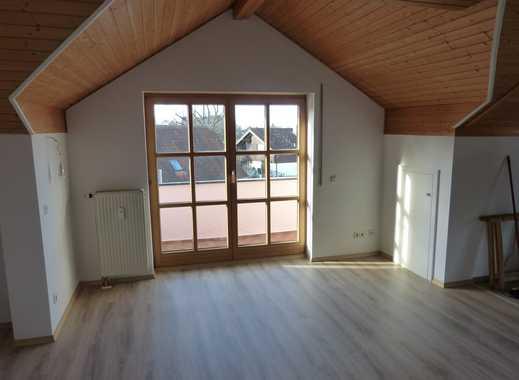 Single-Wohnung mit EBK und Balkon in Ingolstadt-Spitalhof