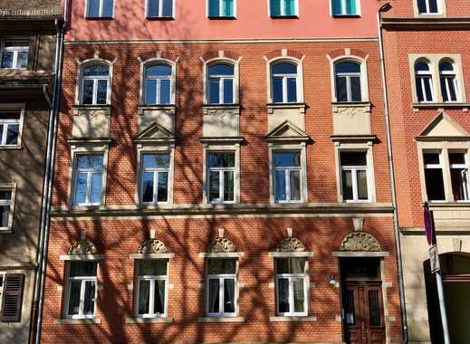 Ruhige und sonnige 2-Zimmer-Wohnung (Dachgeschoss) in Pirna
