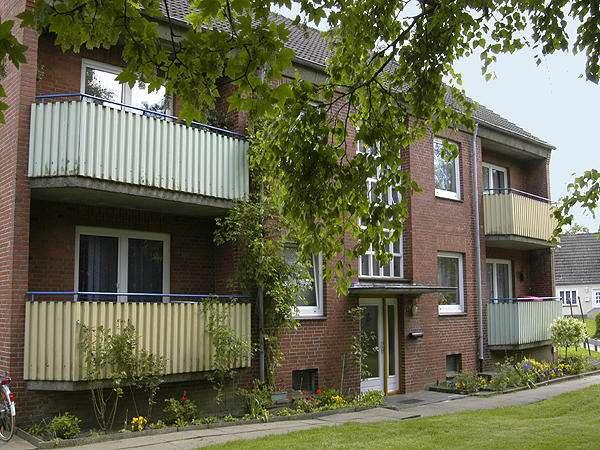 Sonnige 3-Zimmer-Wohnung
