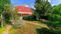 Bild Schuster & Preuß - qualifizierter Auftrag - Biesdorf Süd - Einfamilienhaus auf 800 m² Südgrundstü...