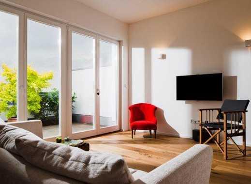 Helle Maisonette Penthouse Wohnung mit drei Balkonen in Köln- Widdersdorf