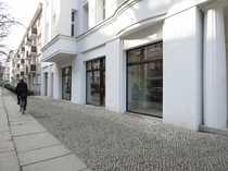 WILMERSDORF Bregenzer Straße Einzelhandels- Bürofläche