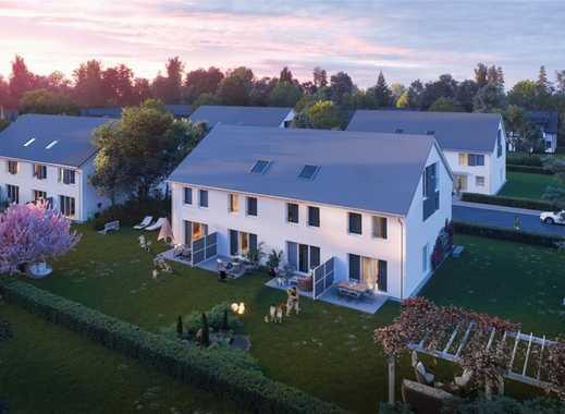 Nähe Kulwitzer See! Reihenmittelhaus in Leipzig-Göhrenz, inkl. Grundstück & sonniger Terrasse