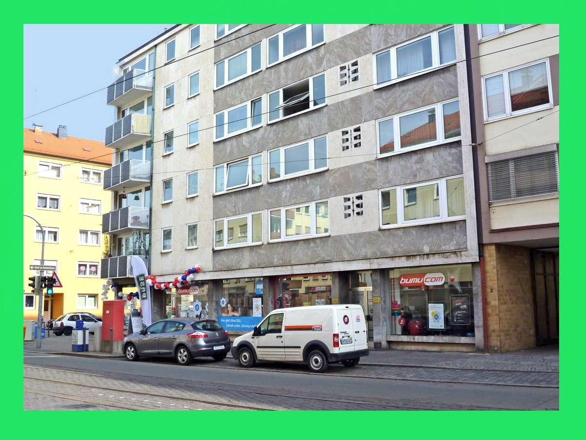 ... Da Capo ! Finden macht mehr Spaß als Suchen! Zentrale Lage-Toll gepflegtes Haus-Schicke Wohnung in Glockenhof (Nürnberg)