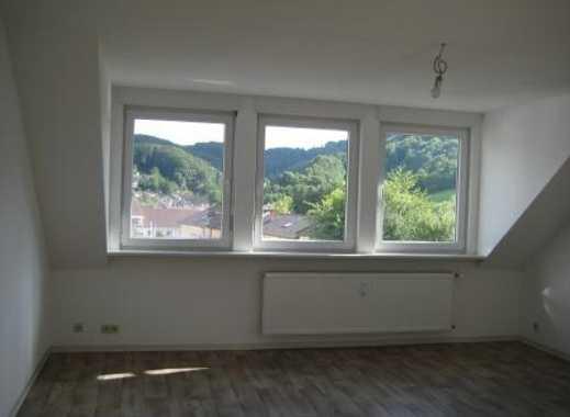 Modernisierte 2,5-Zimmer-DG-Wohnung mit EBK in Heppenheim-OT