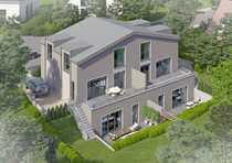 Neubau von 4 Doppelhaushälften im
