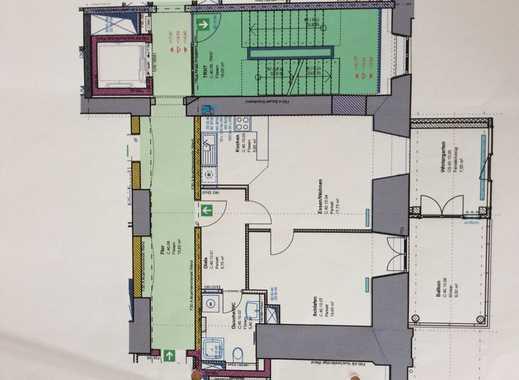 Attraktive 2,5-Zimmer-Wohnung mit Balkon und Einbauküche in Kempten (Allgäu)