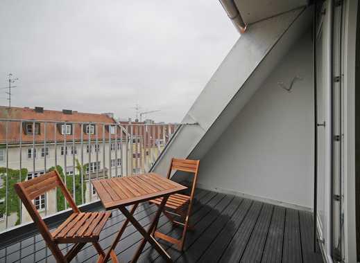 Wohnung mieten in neuhausen immobilienscout24 for Moblierte wohnung munchen