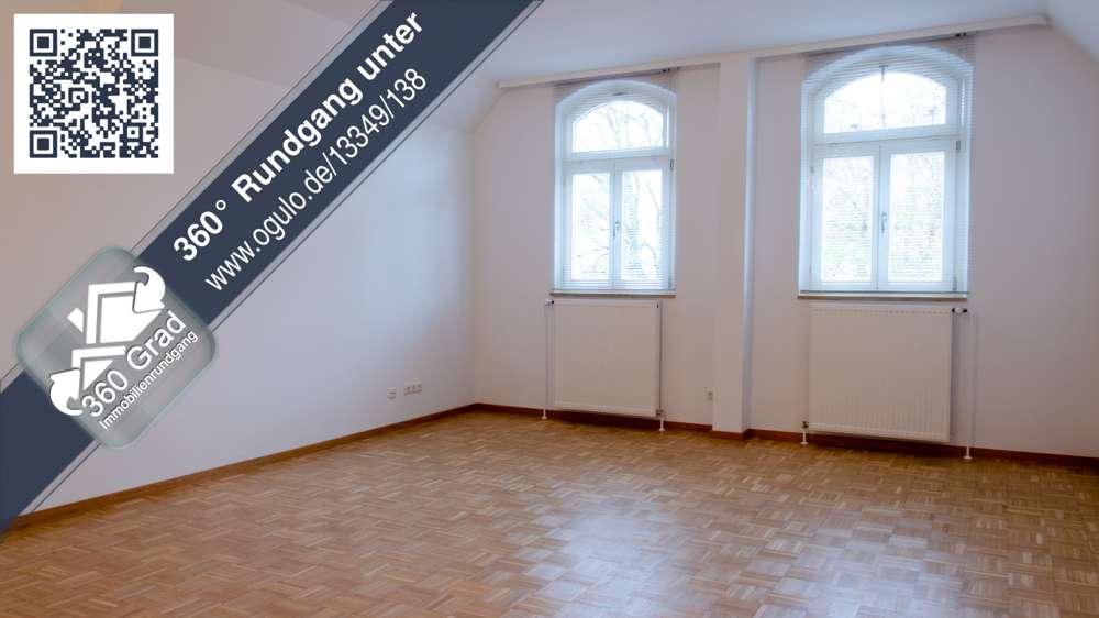 Attraktive 2-Zimmer Wohnung im DG in Sulzbach, Nähe Innenstadt in Sulzbach-Rosenberg