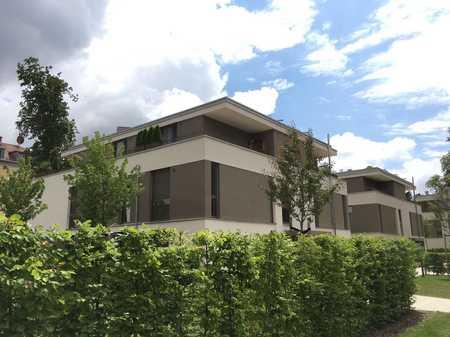 Helle und moderne 3-Zimmer-Wohnung mit Balkon in Obermenzing (München)