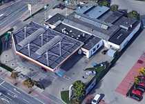 55 m² Service Halle KFZ-Werkstatt