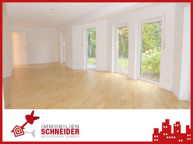 IMMOBILIEN SCHNEIDER - schöne 2 Zimmer EG-Wohnung mit Parkett und Ankleidezimmer in Trudering (München)
