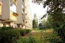 4-Zimmer-Wohnung in Rostock-Evershagen mit verglastem