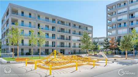Südwest Wohnung mit EBK und Balkon: freundliche, helle 3-Zimmer-Wohnung in Allach, München in Allach (München)