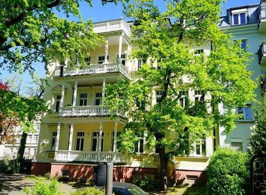 Solide Geldanlage: Exklusives Luxusdachgeschoss mit riesiger Dachterrasse und Kamin in Gohlis-Süd!