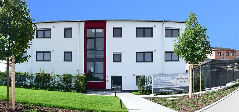 stilvolle 3-Zimmer-Wohnung in Buch am Erlbach (Whg 4) in