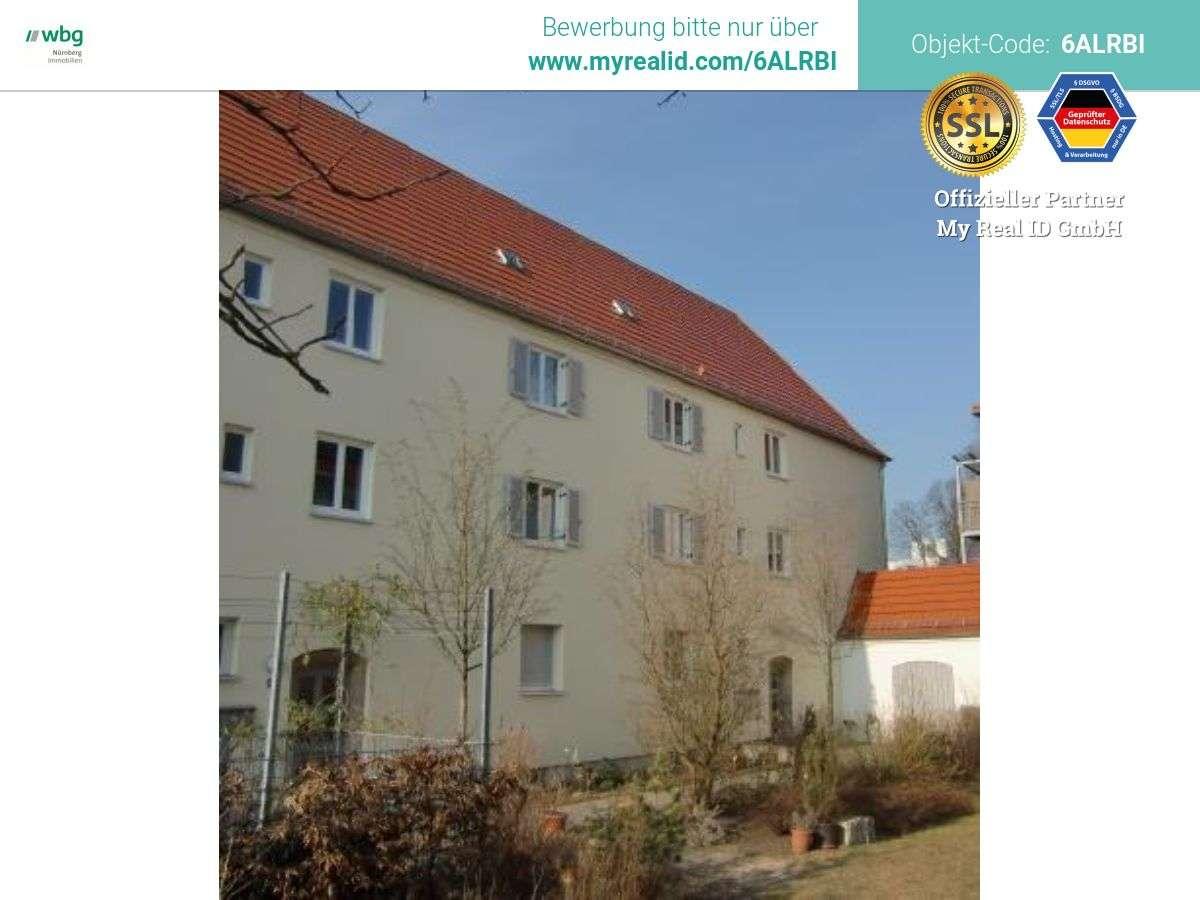 Wohnberechtigungsschein erforderlich - Einkommensorientierte Förderung Stufe II in Schoppershof (Nürnberg)