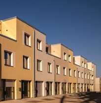 Neubau-Wohnung für den Bezug mit