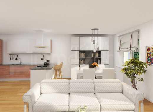 Familientraum! Großzügige 4-Zimmer-Wohnung mit 3 Schlafzimmern, 2 Bädern und Terrasse. WE 03