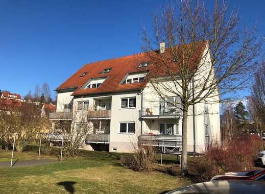 Für Kapitalanleger, vermietete Wohnung mit Balkon und 2 KFZ-Stellplätzen
