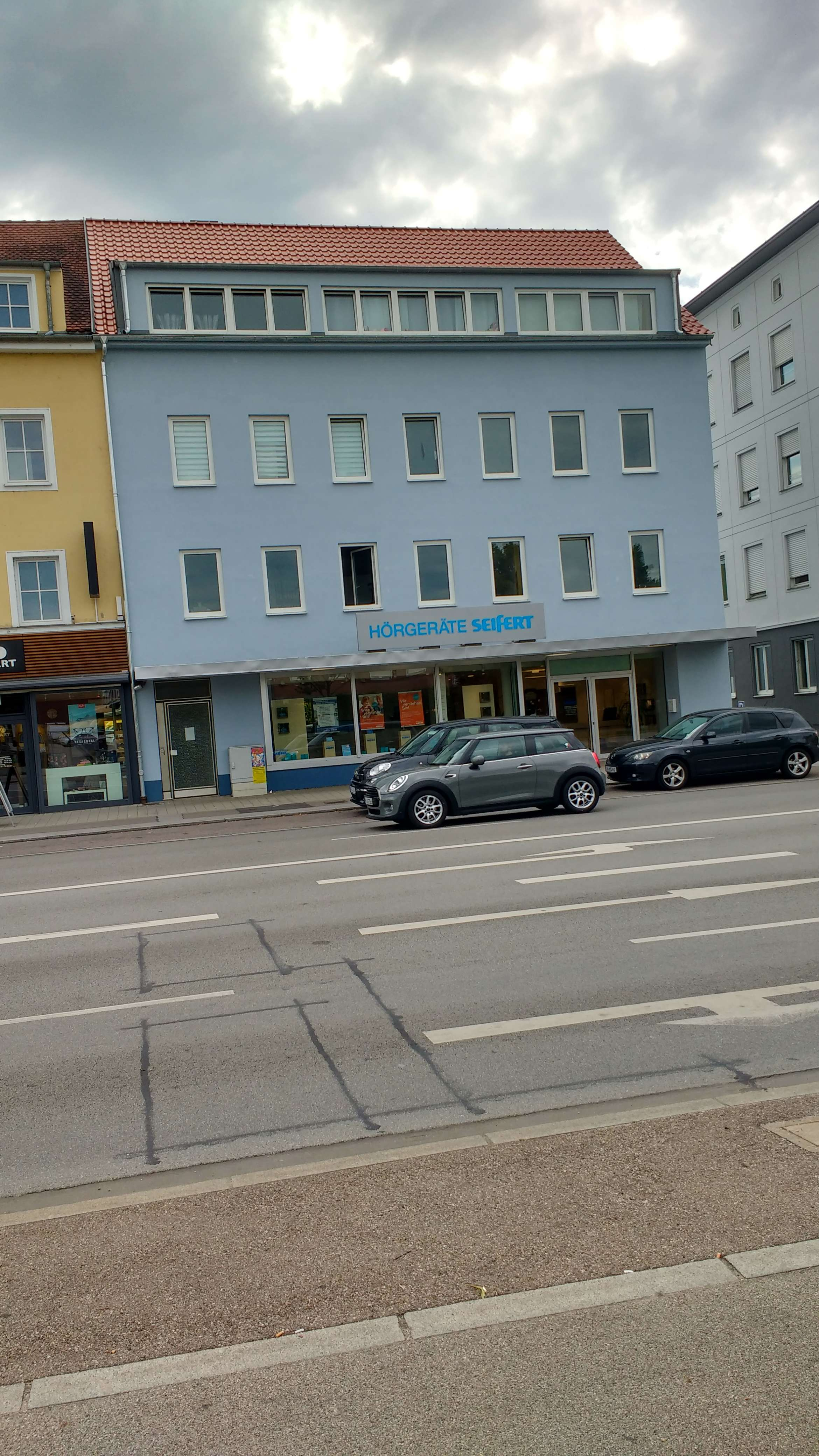 2ZKB Am HBF in Südwest (Ingolstadt)