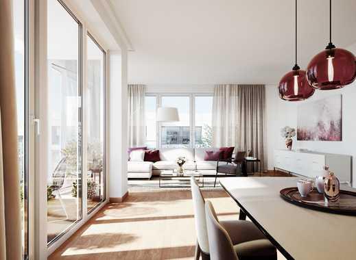 ***Zwischen Grunewald und Kurfürstendamm*** 2-Zi.-Wohnung auf ca. 60 m² mit hochwertiger Ausstattung