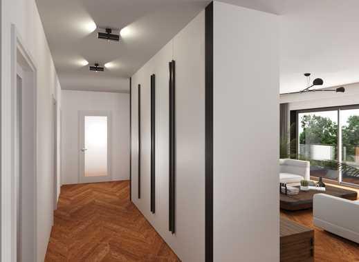 5-Zimmer Neubauwohnung, Aufzug, 2 Bäder und 32 m² Balkon