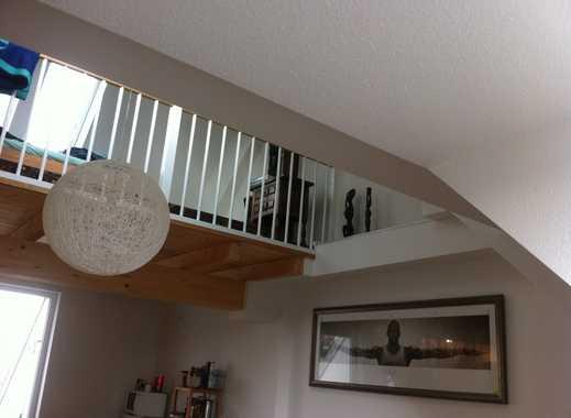 Traumwohnung! Exklusive, helle und ruhige Maisonette-Wohnung mit moderner Ausstattung!