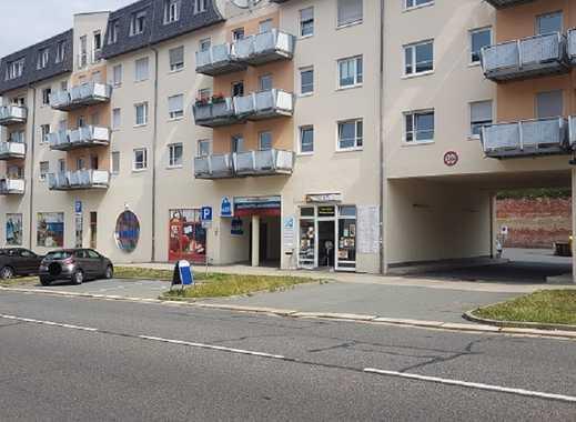 Tiefgaragen-Stellplatz. Chemnitz, Lutherviertel.