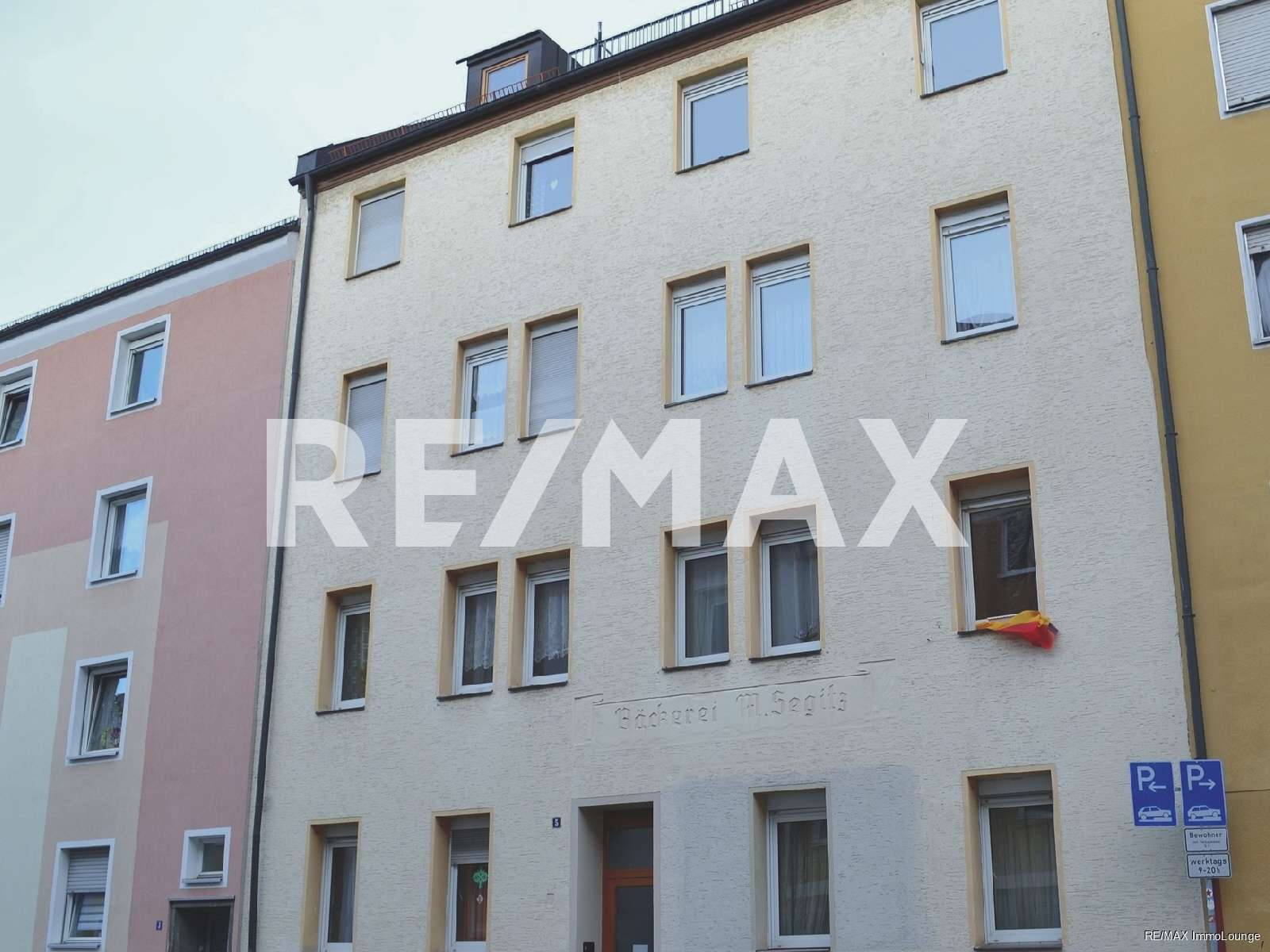 Gut geschnittene 2-Zimmer-Wohnung im Herzen der Nürnberger Südstadt in