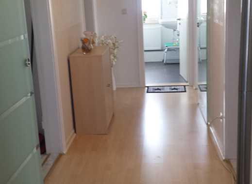 möblierte 3 Zimmer Wohnung mit Balkon und freier Sicht Richtung Harz