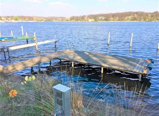repräsentative Altbauwohnung DIREKT AM SEE * eigener Bootssteg * Sauna * Einliegerwhg möglich