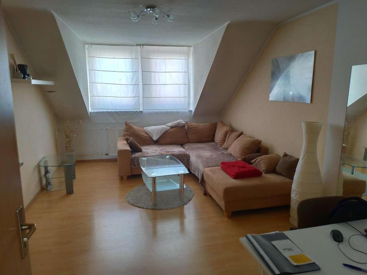 Attraktive 2-Zimmer-Dachgeschosswohnung  in Bamberg