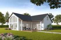 Lichtdurchfluteter Bungalow 131 00 m²
