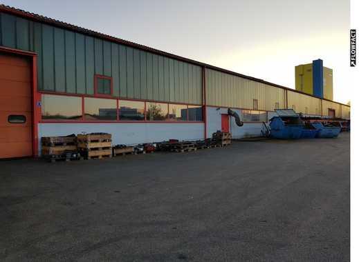 VORANKÜNDIGUNG - Produktions-/ Lagerhalle im Industriegebiet mit 5.700 qm zu verkaufen